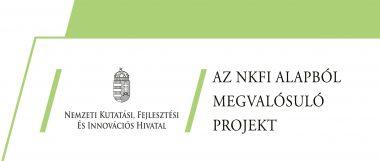 Az NFKI alapból megvalósuló projekt
